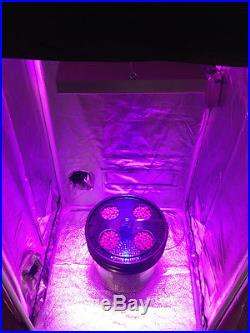 4 Site DWC Hydroponic System Grow Room Complete Grow Tent Kit LED Grow Light & System Brand New | 4 Site DWC Hydroponic System Grow Room Complete ...