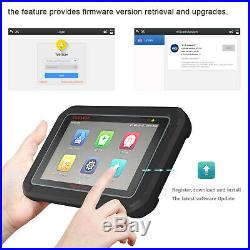 Full Systems ODB2 Car Diagnostic Tool ABS EPB SAS Oil Service Automotive Scanner