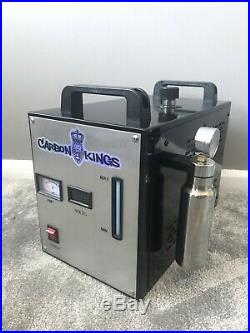 G6 Engine Carbon Cleaning Machine HHO system Hydrogen mobile unit DPF EGR TURBO