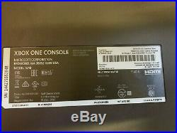 NEW Microsoft 1540 Xbox One 500 GB Console-Black (CONSOLE ONLY)