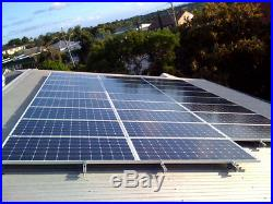 New 8KW Solar Power Generator System for 110v/220v Home Use Shipped By Sea