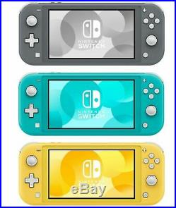 Nintendo Switch Lite 32GB Handheld Video Game Console New