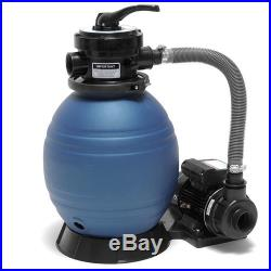 Oceania C740010 Sand Filter and 1/2 HP Pump System for Above ground Pools