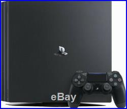 PlayStation 4 Pro 1TB Console Black + Bloodborne + The Last of Us Remastered