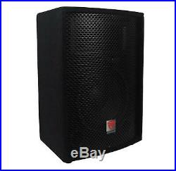 Rockville RPG2X10 Package PA System Mixer/Amp+10 Speakers+Stands+Mics+Bluetooth
