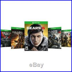Xbox One X 1TB Gears 5 Limited Edition Bundle Xbox One X Console And Controlle